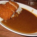 麹町咖喱 - カツカレー