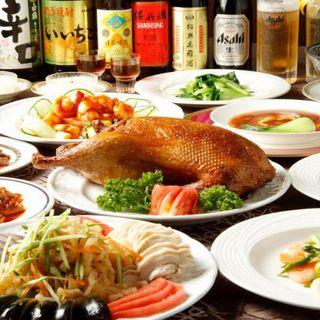 中国陜西省の伝統的な家庭料理「肉夾モー(ロオジャーモー)」