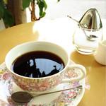 風の森 コスモポリタンカフェ - ブレンドコーヒー