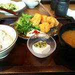 67468673 - 日替わり膳(肉料理)