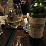 湘南の魚とワインの店 ヒラツカ - ロス ヴァスコス ソーヴィニヨン・ブラン チリ