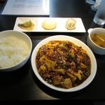 香水 -xiang shui- - 麻婆豆腐セット
