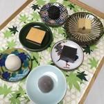 空也 - 夏の生菓子