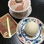 空也 - 蕎麦饅頭
