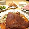 シェフ厳選国産牛肉のステーキランチ(100g)