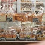 食ぱんの店 春夏秋冬 - 食パン以外にもミニ食パンもあります!