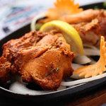 MT.EVEREST ~インドネパール料理レストラン~ - タンドリーチキン