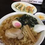 神田餃子屋 - 料理写真:修正後