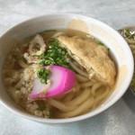 11号線食堂 - 料理写真:うどん(*゚∀゚*)240円
