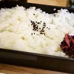 芳味亭 - 上洋食弁当(ご飯)