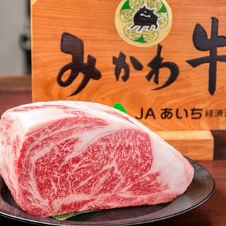 【稀少部位も】寝かせた肉は旨い♪長期熟成の黒毛和牛を堪能!