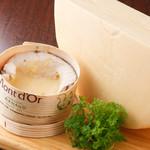 BISTRO L'Assiette - ラクレットチーズ