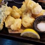 67476365 - 鰤の白子天ぷら