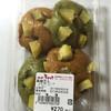 道の駅 うすい 物産販売所 - 料理写真:黒糖よもぎ万十=270円