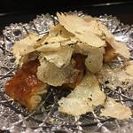 日本料理 銭屋 - 鰻の蒲焼きと夏トリュフ
