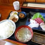 浜めし - 刺身定食