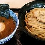 麺屋 たけ井 - 【味玉 濃厚豚骨魚介 つけ麺 並】¥980