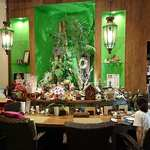 R・G カフェ - Royal Garden Cafe @板橋本町 オサレなソファ・カウンター席