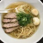 自家製麺 5102 - 鴨中華そば