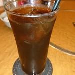 よつ谷 - アイスコーヒー