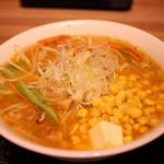 けやき - コーンバター拉麺