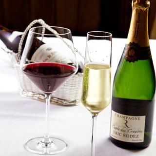 ベテランソムリエが選ぶ、こだわりのワインと料理のマリアージュ