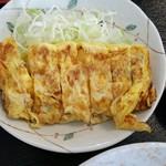 柳ばし - 卵焼き 200円