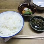 鯛ふじ - 鯛かぶと煮の付属品?