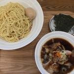 麺屋 とろも - 料理写真:全部のせスーパーつけ麺(大)