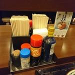 丸亀製麺 - 2017年4月