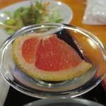 中華居酒屋 森盛酒場 - ピンクグレープフルーツアップ