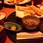 旬菜割烹 闌 - 天ぷら御膳