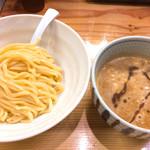銀座 朧月 - 濃厚つけ麺(850円)