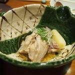 四季 粋花亭 - 炊き合わせ