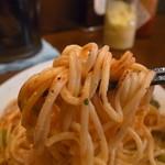 ローマ軒&ローマ酒場 - 逆デンテの証、オコゲ麺
