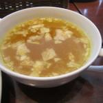スラバヤ - カップスープ