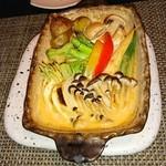 happy dining cLover - バーニャカウダ