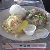 Harbor House Restaurant - 料理写真:今日のフイッシュ・プレート