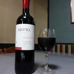 ゴメンネJIRO - ☆グラスの赤ワイン(^o^)/☆