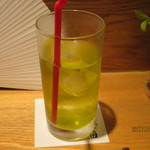 馳走 かく田 - 緑茶