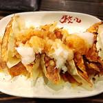 チャオチャオ餃子 - さっぱりおろし餃子480円