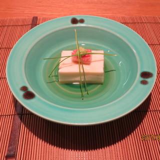 馳走 かく田 - 料理写真:湯葉豆腐
