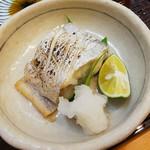 蓮池 丸万寿司 - 太刀魚