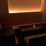 エビス・カブリオレ - 案内されたテーブル席