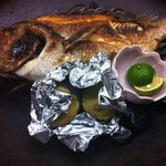 兵部 - 料理写真:鯛の宝楽焼