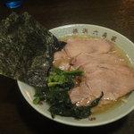 六角家 - チャーシューメン