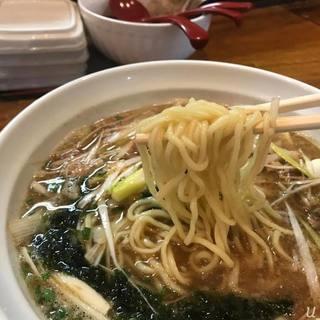 はりけんラーメン - 料理写真: