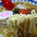 龍上海 - 麺 アップ!