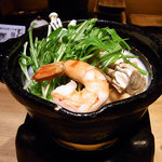 豆助 - 豆腐御膳「華」の小鍋