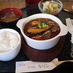 洋食屋 グリル ラパン - 一番人気のビーフシチュー